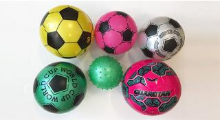 6 plastic balls notified for content of endocrine disruptors