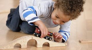 Legetøj uden ftalater er vigtige at gå efter