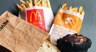 Fast food packaging contains unwanted fluorinated substances