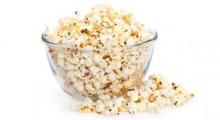 Mikrobølgepopcorn har fluorstoffer i emballagen