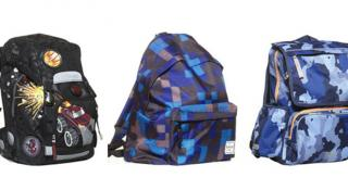 Schoolbags with endocrine disrupting and cancer-causing substances