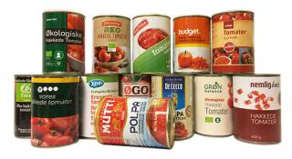 Test: Bisphenol A still present in cans with tomatoes.