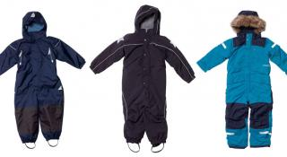 Test: Are fluorinated substances used in snowsuits for children?