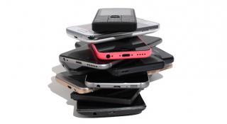 smartphones / mobiltelefoner