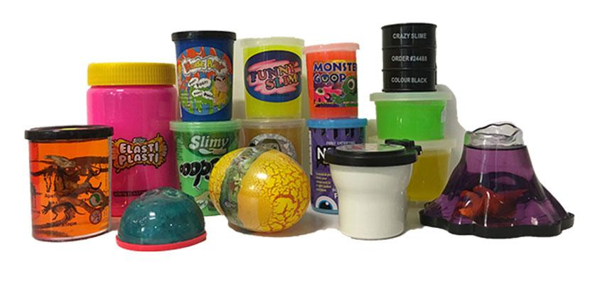 Test: Slime toys releases unwanted chemicals