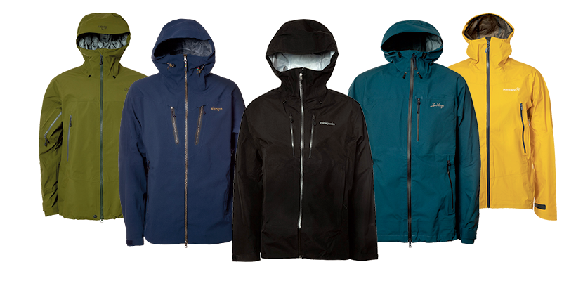 Test: Chemicals in hardshell jackets