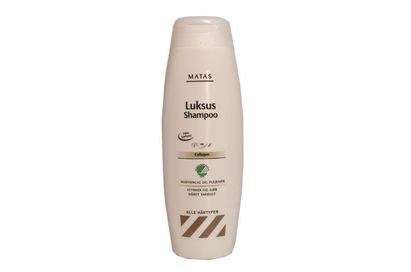 shampoo uden parfume