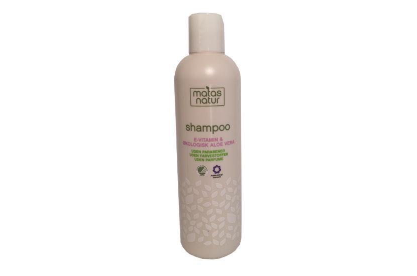 læsø shampoo matas