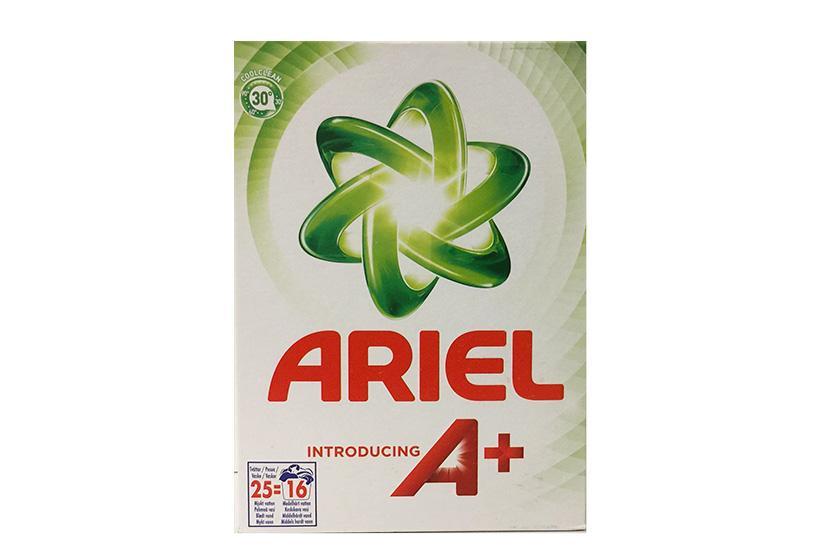 Ariel A+ Vaskeulver | Forbrugerrådet Tænk Kemi